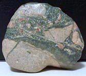 edelstenen en mineralen metamorf gesteente