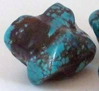 edelstenen en mineralen turkoois