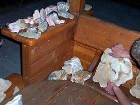 edelstenen en mineralen bekijken