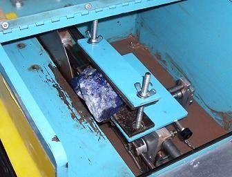 edelstenen en mineralen zaagautomaat