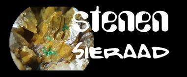 Stenen Sieraad edelstenen en mineralen