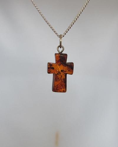 barnsteen kruisje