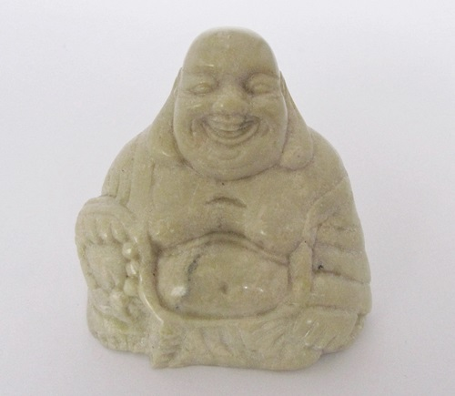 citroenchysopraas boeddha