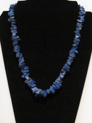 lapis lazuli collier