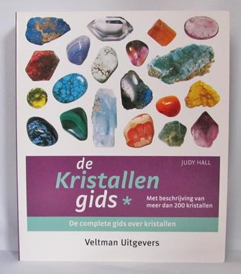 de kristallengids van Judy Hall, deel 1